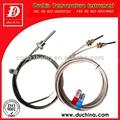 3 núcleos sensor de temperatura pt100/pt1000 idt