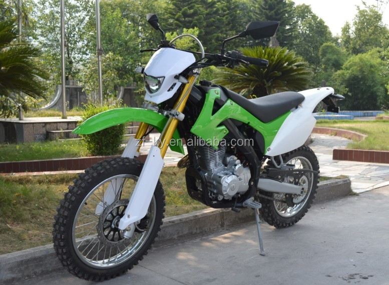 Chinese new 200cc off road motorcycle,manufacture 200cc dirt bike for sale