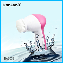 2015 OEM ODM Service Offered Face Massager Rotating Facial Cleansing Brush