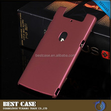 dull polish pc phone case for oppo n3