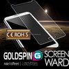 GOLDSPIN 0.33mm Thin Premium HD Clear Explosion-proof mobile Screen Ward For Galaxy Note 3