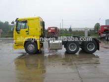 40t camión tractor de HOWO