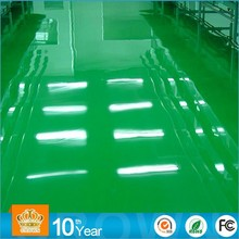 Oil Based Self Leveling Anti-static Epoxy Floor Coating