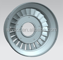 nozzle guide vanes nickel base alloy vacuum casting used for jet ski engine turbo spare parts