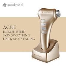 Goodwind hotsale fashion photon ultrasound Magic Personal Vibrating Eye Massager Device