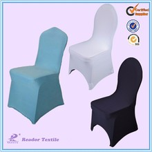cheap wedding decoration spandex chair covers for wedding party event