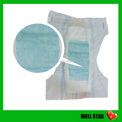 Super Soft Cotton Sleepy Baby Diaper Manufacturers in China