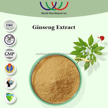 Natural anti-cancer ginseng root extract powder,ginsenosides 10%UV panax ginseng extract,polysaccharides panax ginseng extract