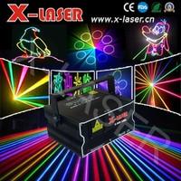 Wholesale cheaper advertising laser RGB 5W full color animation laser /10W RGB DJ club light/ DMX beam animation stage light