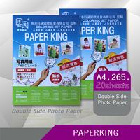 2015 guangzhou manufacture whole sale A4 size 115g high glossy matte inkjet photo paper