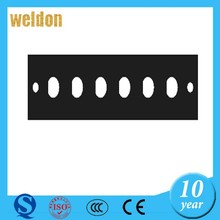 WELDON High Quality Factory Manufacturing stainless steel adapter
