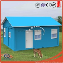 High quality folding prebuilt container house