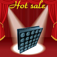 25*30W RGBW 4INTO 1 led Matrix wash /decorations wedding /professional stage lighting