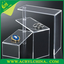 2015 the hot sell acrylic jewelry display /acrylic jewelry display case