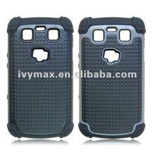 for blackberry bold 9700 mobilephone combo case in ballistic style