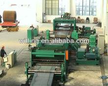 Steel coil sheet hydraulic cut to length cutting machine