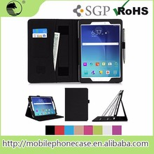 High Quality Fashion Design Leather Cover FOR Samsung Tab