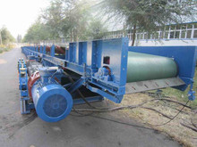 Extensible belt conveyor