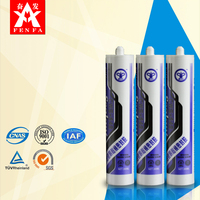 Silicone Main Raw Material and Construction, Woodworking Usage bath silicone sealant CWS-648