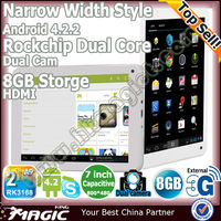 High quality 7'' tablet pc Dual-core Android 4.2 tablet pc Q88