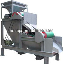 Top Quality Mineral Dry Magnetic Separator With High Reputation