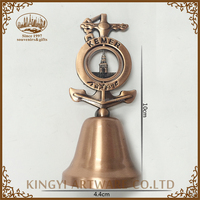 hot sale fully stocked custome design souvenir dinner bell