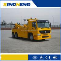 Sinotruk Howo 50ton 360 Rotator Road Wrecker Trucks/Accident Rescue Vehicle