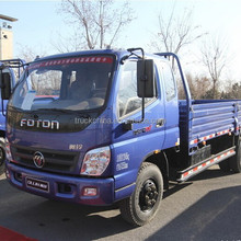 China supplier Foton Forland 4x2 5T foton light truck price for sale