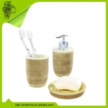 For home bathroom decoration accessories