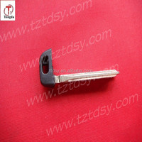 Tongda smart spare key key blade for Toyota corolla