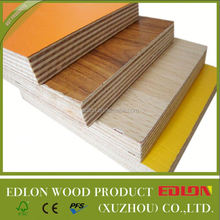 melamine plywood/laminated plywood best quality and low price plywood sheet for furni