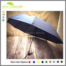 New Fashion Gradient Color Parasol Sun/Rain Umbrella folding titanium umbrella