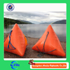 good quality Advertising float sea buoy floating buoy inflatable buoy