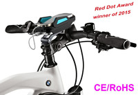 2015 red dot award winner product bicycle mobile phone holder, cell phone holder, bicycle accessories