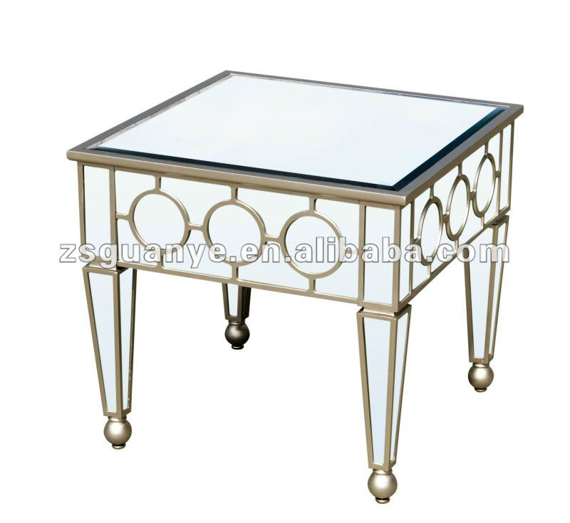 French Country Wholesale Home Decor Mirrored Furniture