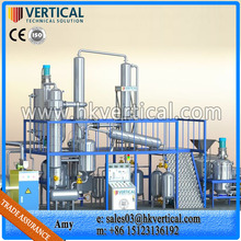 VTS-DP Saving Energy Engine Oil Recycle Machine Lubricate Oil Recycle