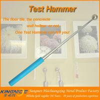 Stainless steel sledge inspection hammer