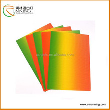 F flute best quality corrugated paper rolls made in China