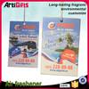 Custom cheap print car fragrance paper air freshener