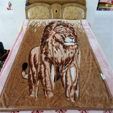 Bedding carpet fleece rug winter cover blankets throw