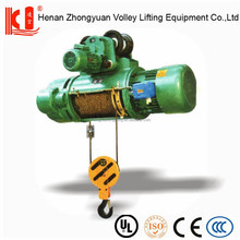 Ling Kong Brand CD1 wire rope hoist/construction elevator