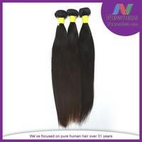Wholesale Black Beauty Supply raw unprocessed virgin malaysian hair Styling Straight Human Hair