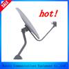 Dish Satellite Tv Antenna Receiver/ku Band 60 Cm Satellite Dish Antenna