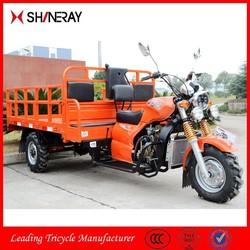 Shineray 150cc 200cc 250cc 300cc Petrol Engine Agricultural Cargo Tricycle