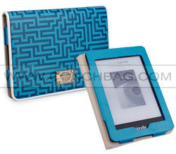 Labyrinth pattern case for kindle paperwhite,kindle white case