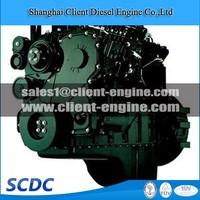brand new cummins 6CTA8.3-C180 diesel engine used for construction machine