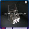 TSD-A997 Custom high quality acrylic nail polish organizer,essie nail polish display rack,bottles nail polish display stand
