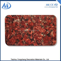 High quality stone texture aluminum composite panel/acp