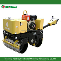 vibratory tamping roller