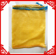 PP mesh bag for packing firewood and kindling